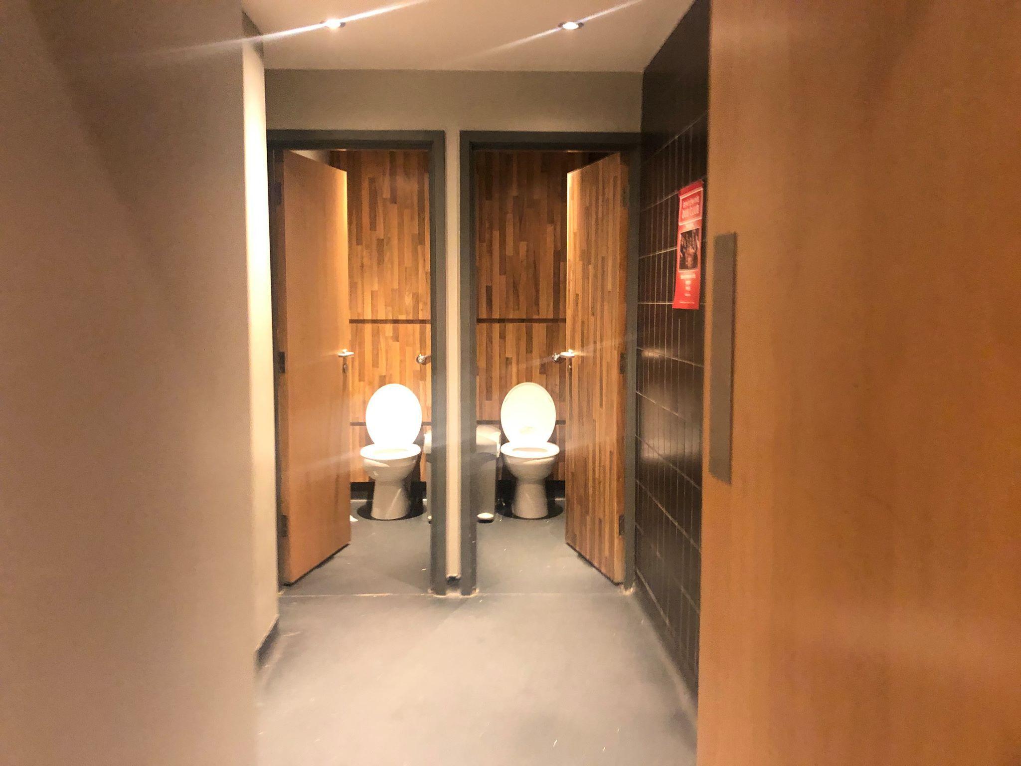 Image may contain: Lamp, Door, Hardwood, Corridor, Wood, Floor, Flooring