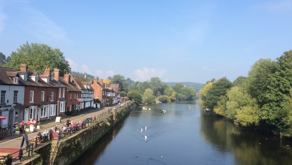 My treasured childhood hometown - Bewdley