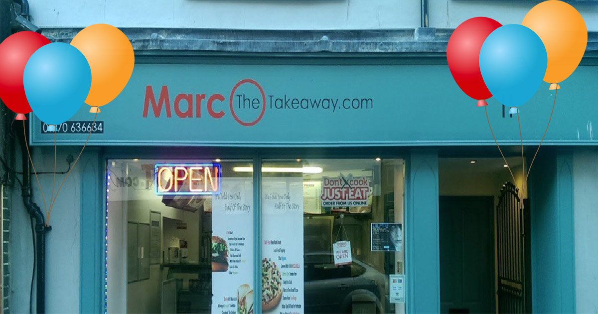 Marcos Is Officially The Best Takeaway In Aber