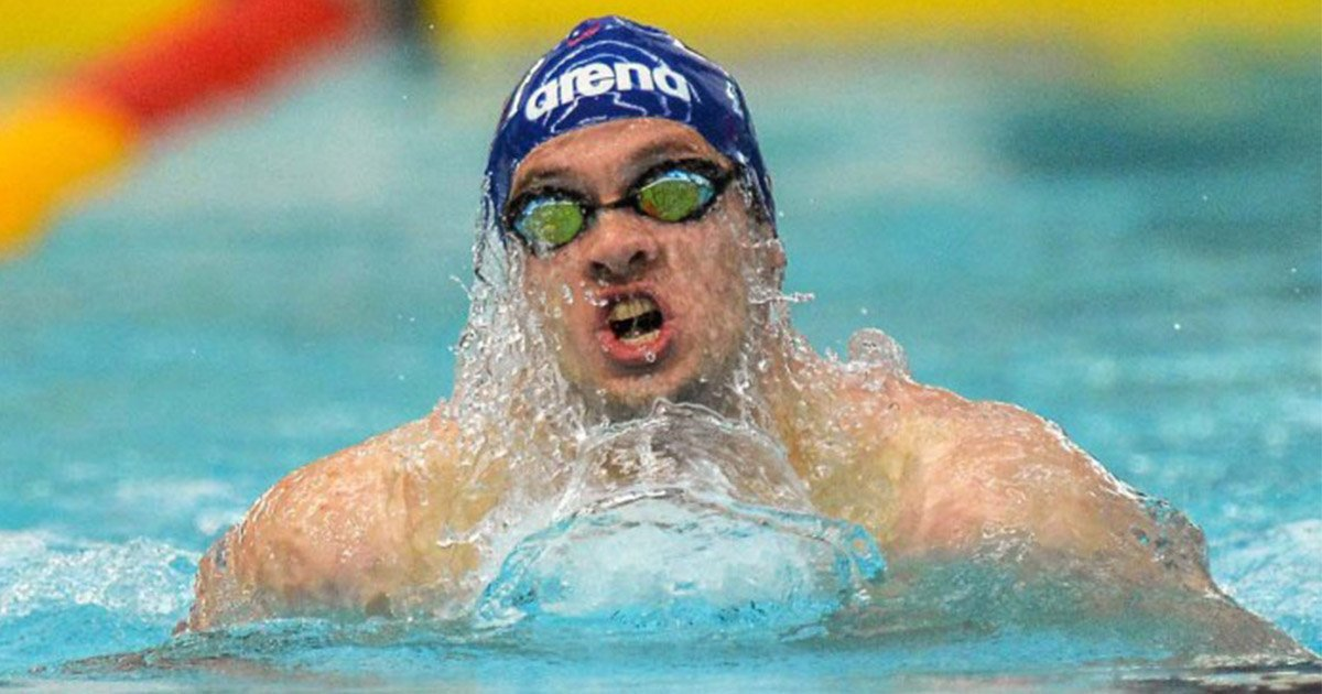 Third Year Swimmer On Brink Of Qualification For The Rio Olympics