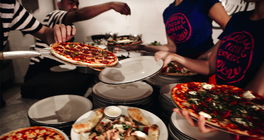 Pizza Express Are Giving Away Free Food In Loughborough Tomorrow