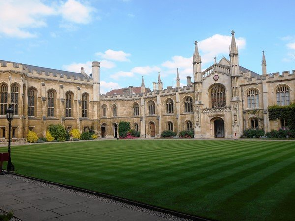 corpus christi cambridge history essay competition