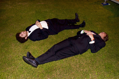 Ideal late night lawn reclining gear