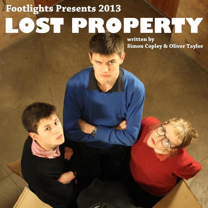 Bournemouth University Lost Property