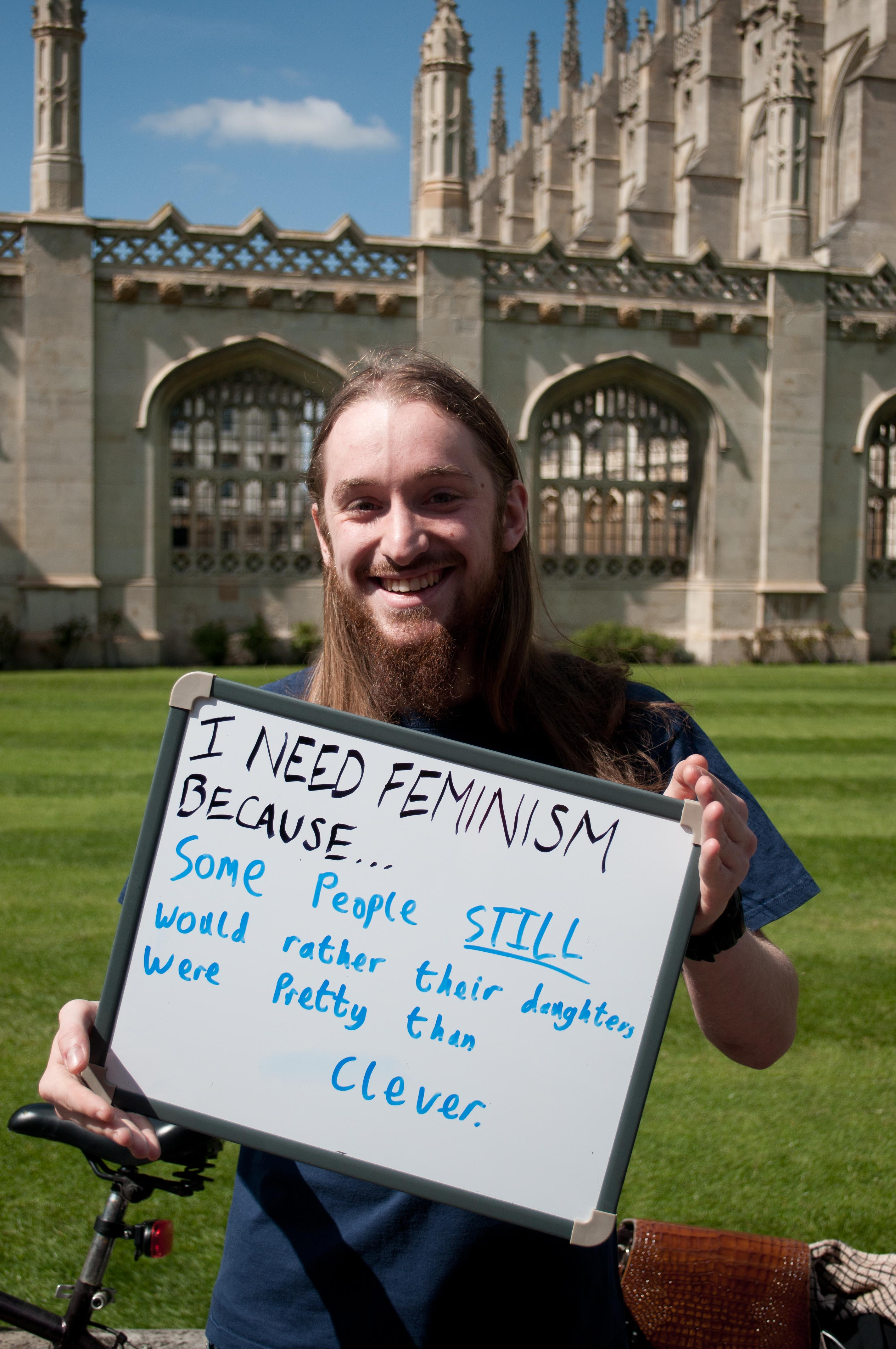 u0026quot i need feminism because    u0026quot   in pictures