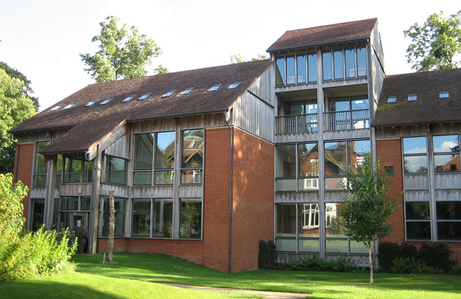 Lucy-Cavendish-College-Library