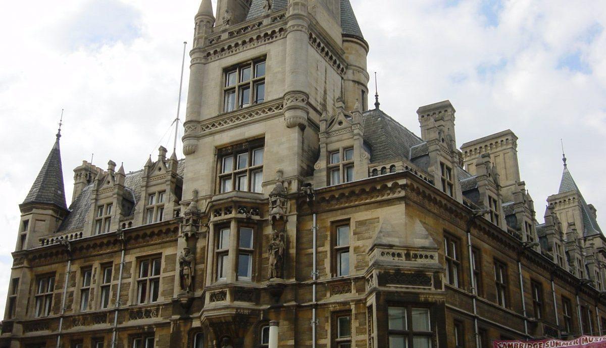 Caius Rent Is Too Damn High University Of Cambridge