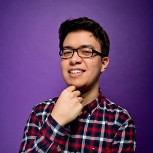 Phil Wang looking pensive