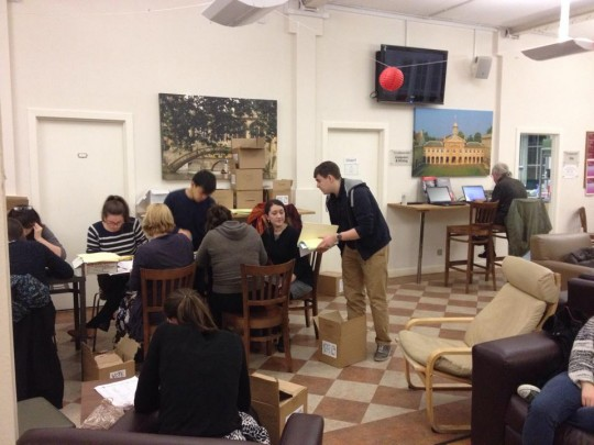 CUSU gears up for vote counting on election night
