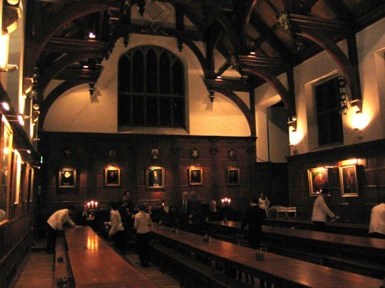 The Caius to culinary success?
