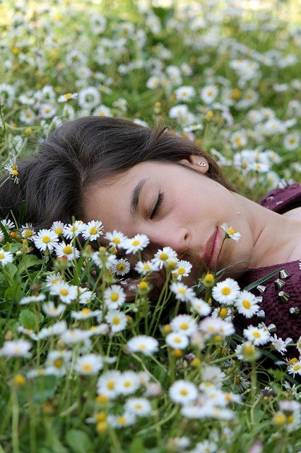 Look, you even sent the stock image lady to sleep