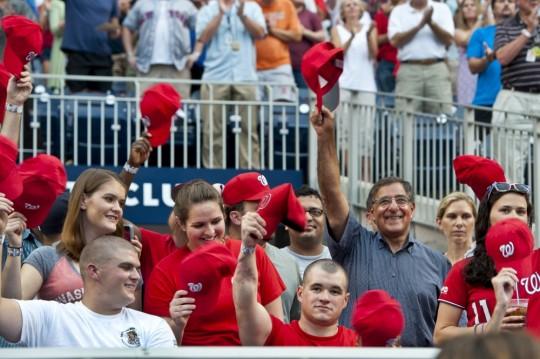Former U.S. Secretary of Defense, Leon Panetta, loves baseball. You should too