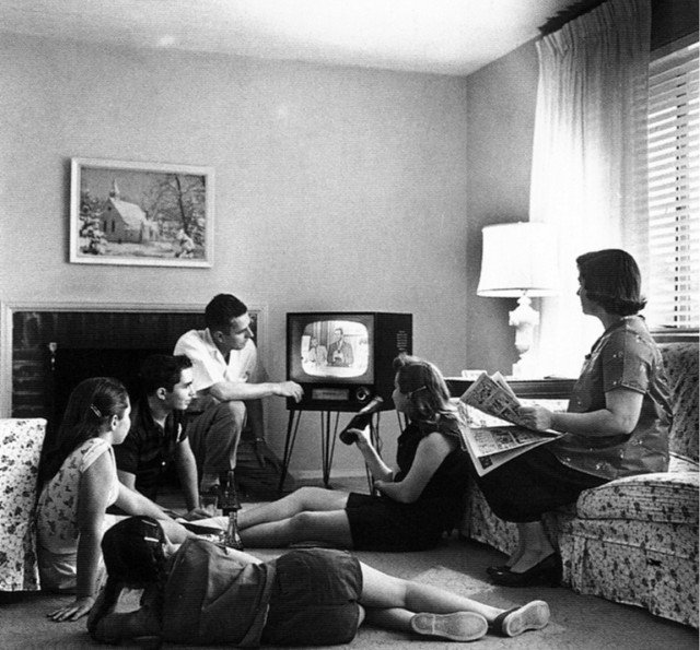 does this image of domestic bliss look compatible with casual sex?