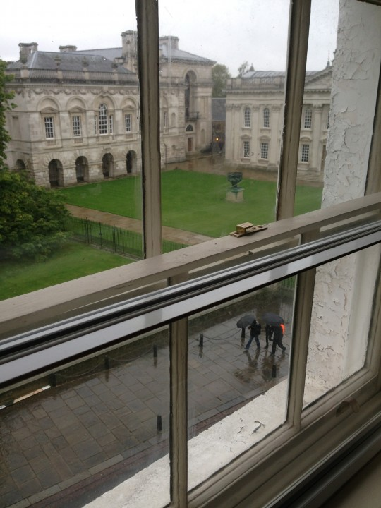 Tab Cribs The King S Parade Room With A View University Of Cambridge