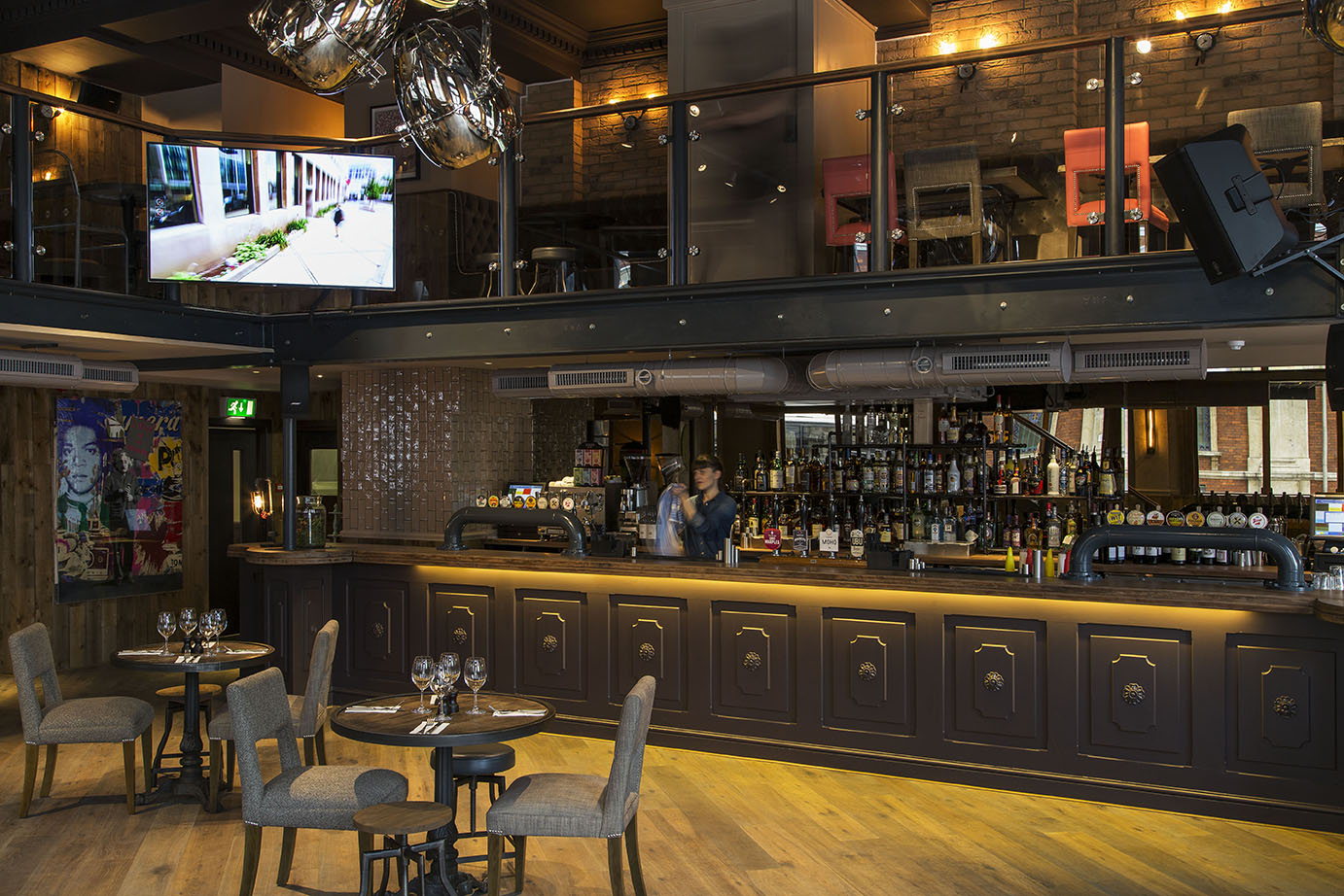 Maven Securities are hosting drinks in West London on Thursday
