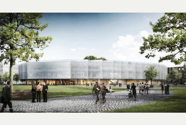 AstraZeneca are building their headquarters in Cambridge