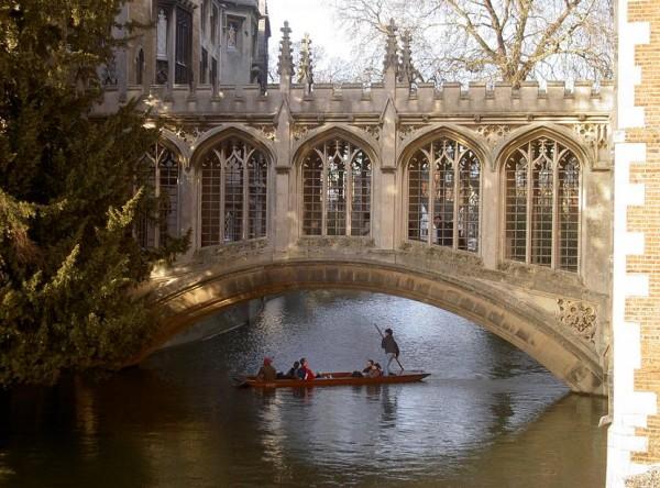 So very Cambridge