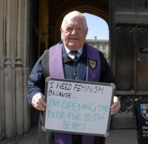 Even porters need feminism