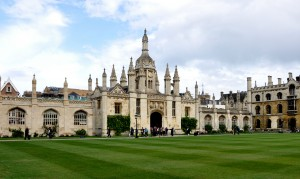 We like to think Cambridge is kind of a big deal
