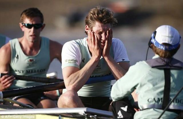 Losing Boat Race