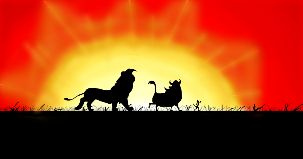 the ritual playing of the lion king isn't funny anymore. It wasn't even funny when it was funny.
