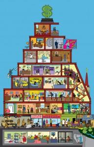 It's a pyramid scheme