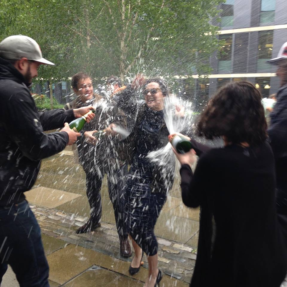 I used to be normal, then Cambridge turned me into a post-exam cava-spraying twat. What decadence.