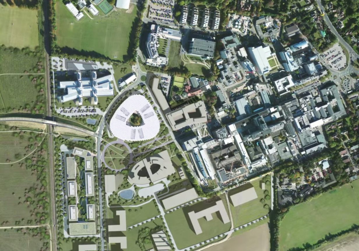Jesus College Wants To Build A Swanky New Science Park But