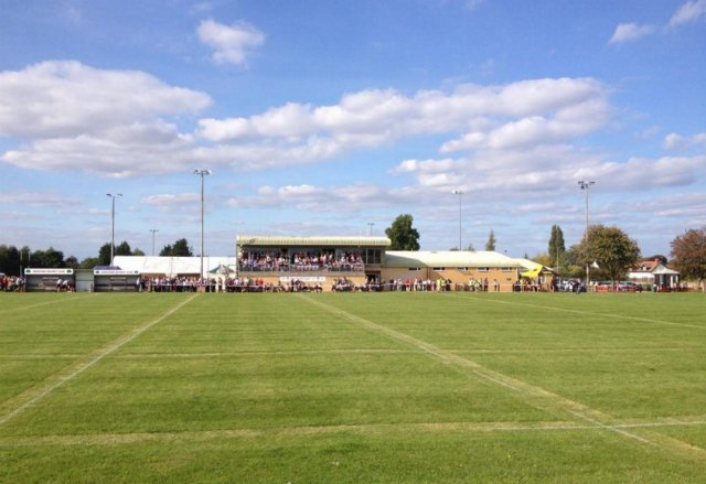 Shelford RFC hosted the Cambridge on a picturesque day