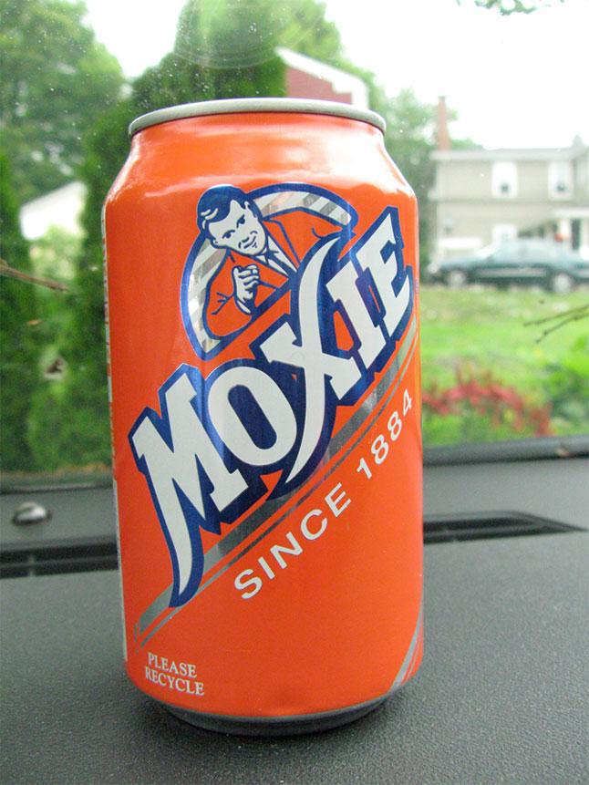 Love me a bit of Moxie