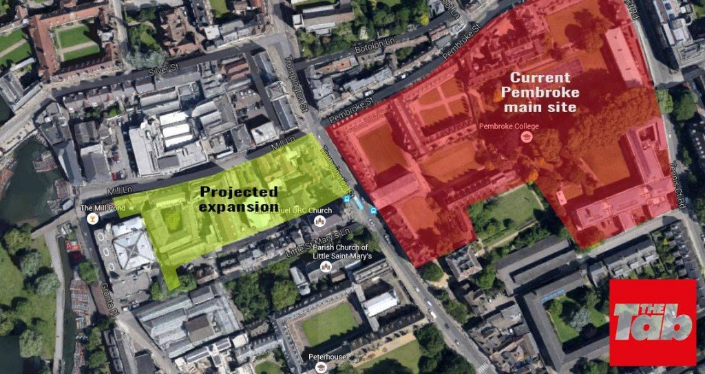 Our simplification of the planned developments