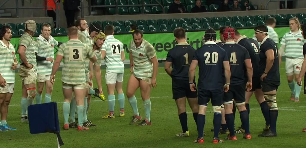 Cambridge have the upper hand again (BBC)