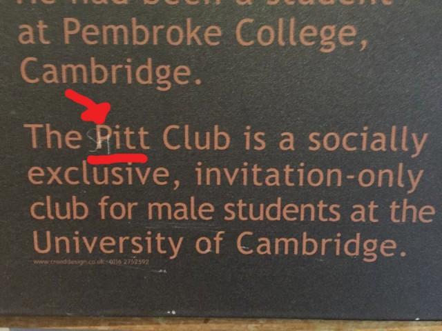 pitt club