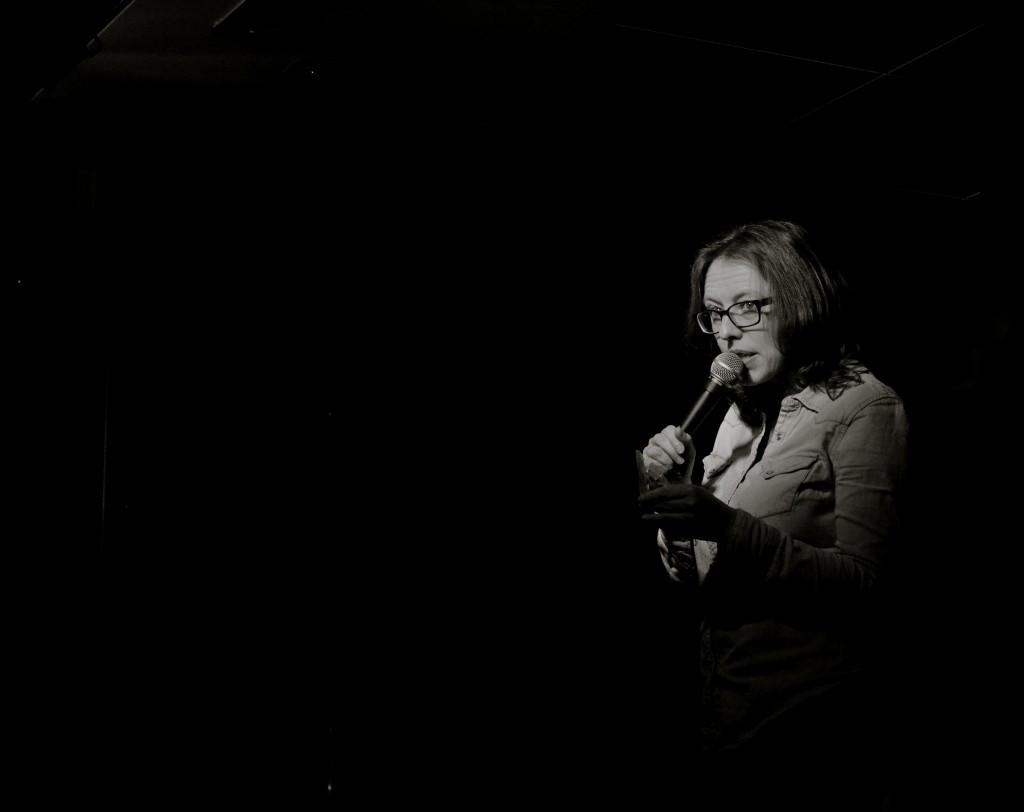 """""""Highly polished"""" – Rosie Wilby. (Photo Credit: Karlos Brown)"""