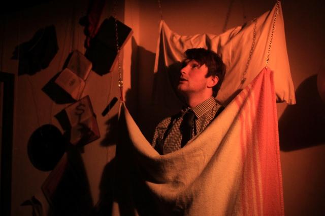 Dreaming of Philadelphia - James McMullan as Gar. (Photo Credit: Amelia Oakley)