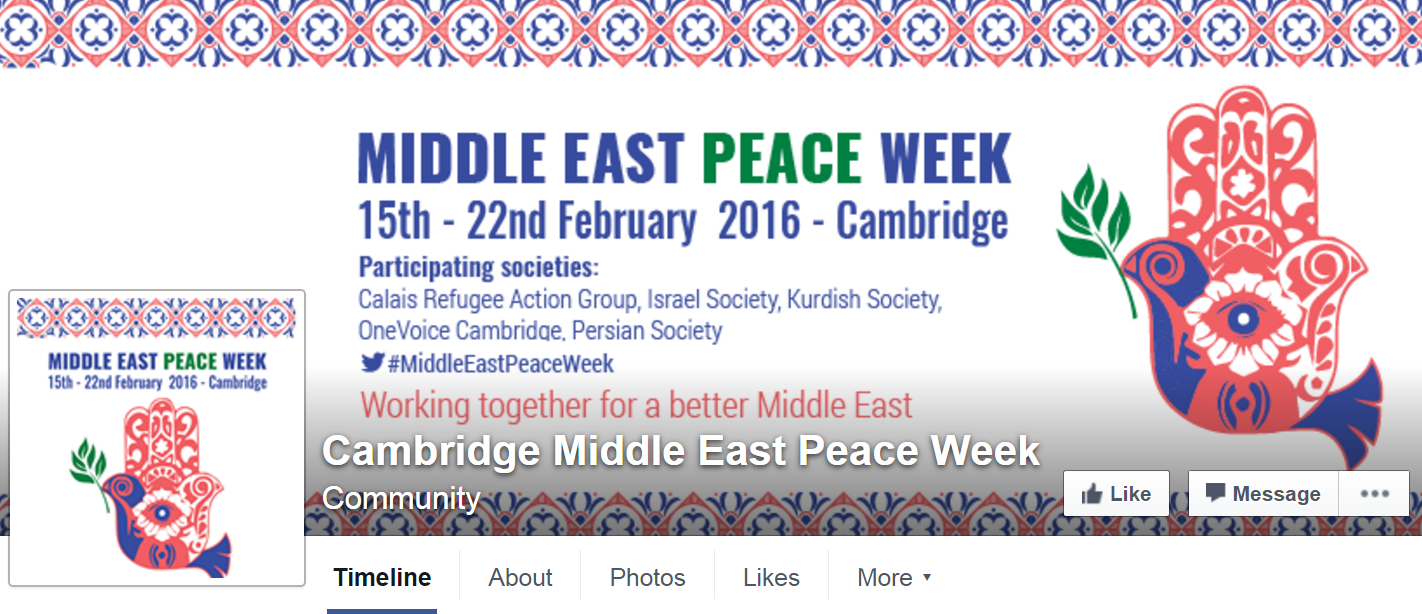 Middle East Peace Week