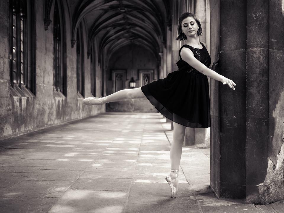 Isobel Smith as Juliet. (Photo Credit: Tom Attridge)
