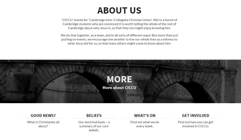 CICCU's website.