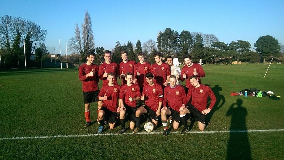 Fitzwilliam team photo