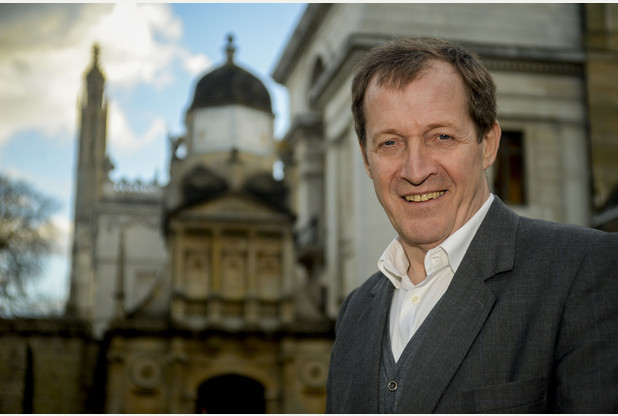 02/03/16 Alastair Campbell at Caius 02/03/16 Former spin doctor and mental health campaigner Alastair Campbell returns to his former college, Gonville and Caius College, to speak to students about mental health. Picture: Keith Heppell