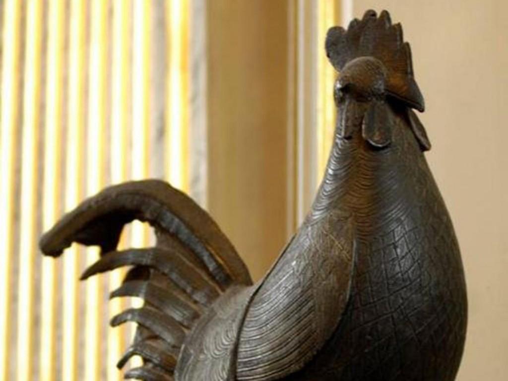 Bronze-Cockerel