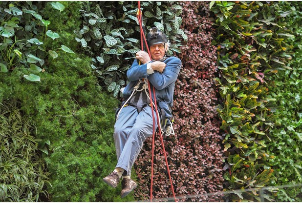 Abseiling into the hearts of cantabs everywhere