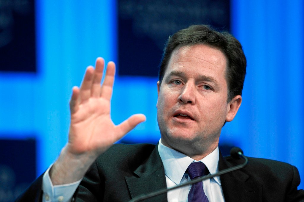 Lets hope Clegg can get the attention of the Chamber more than he got the attention of the electorate...
