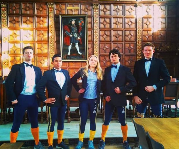 Oxford may have won for the academics but we win at the things that matter: rowing