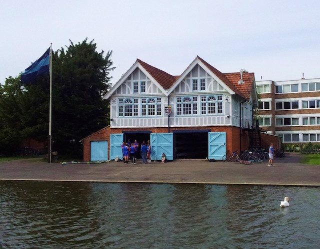 Dearlove remains head of the Pembroke Boat house and recently bought them a £20,000 boat