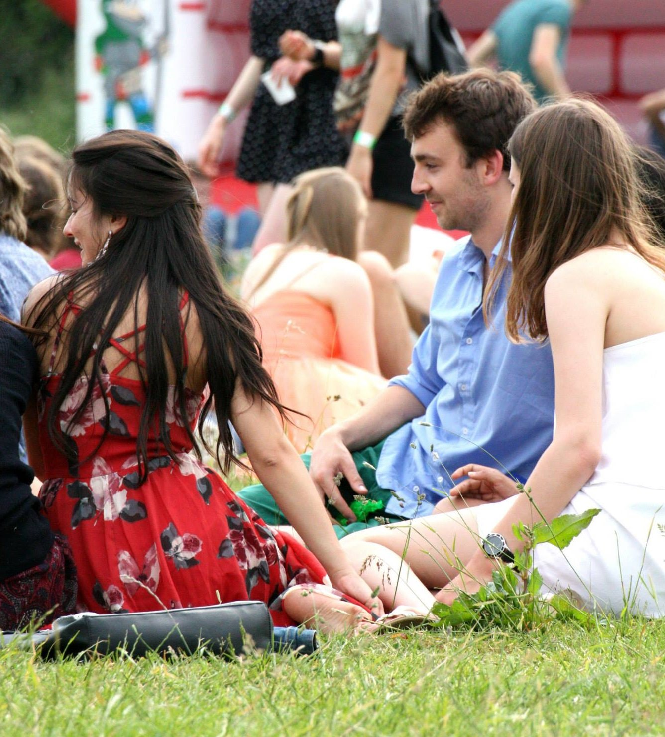Last year's ChariTea Grantchester Meadows Party