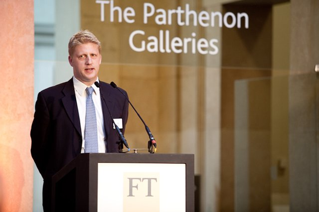 """Smug wanker Jo Johnson wants to keep """"high quality education for all"""" by raising tuition fees"""