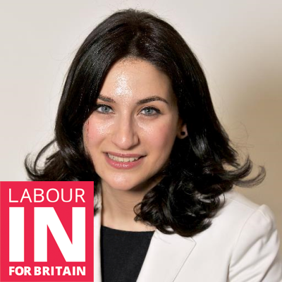 Labour MP Luciana Berger encountered anti-Semitism in the NUS