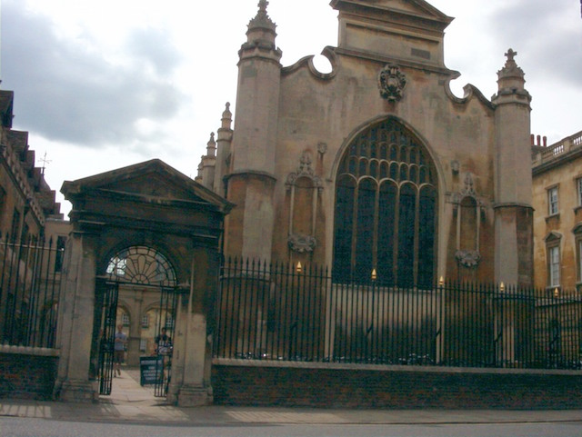 Calls from Cambridge's oldest college to disaffiliate