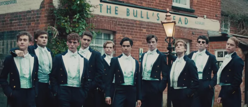 Films like the recent 'The Riot Club' are emblematic of exactly the kind of fetishisation of our way of life that I am complaining about.